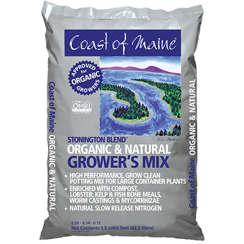Coast of Maine Stonington Grower's Mix 1.5cf