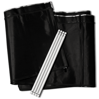 Gorilla Grow Tent 4x8 -2' Extension