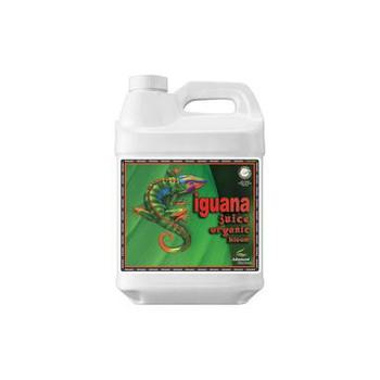 True Organics Iguana Juice Bloom 4 Liter