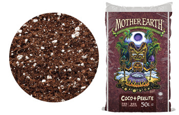 Mother Earth Coco & Perlite Mix