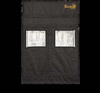 Gorilla Tent 2'x4'  Shorty