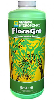 GH FloraGro, 1 qt