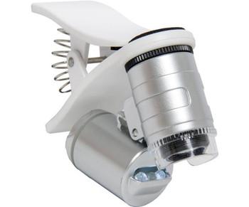 Active Eye Illuminated 30x Microscope