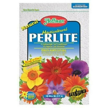 Hoffman Horticultural Perlite 18 dry Qt
