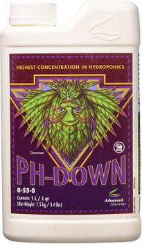 Advanced pH Down 1L