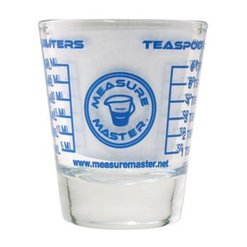 Measure Master Shot Glass