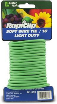 Rapidclip 16' Heavy Duty Soft Twist Tie Wire