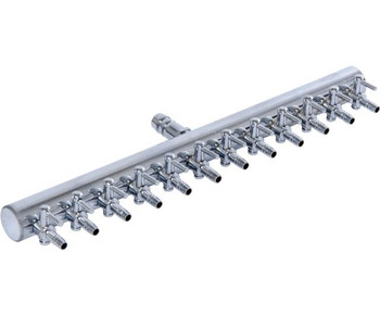 Air Divider, 12 Outlet Manifold