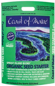 Coast of Maine Island Seed 8qt