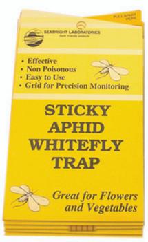White Fly Traps 5 Pk