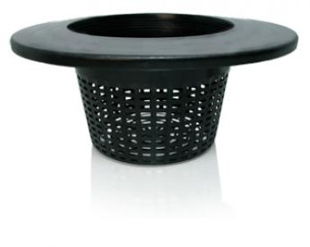 Wide Lip Bucket Basket, 8""