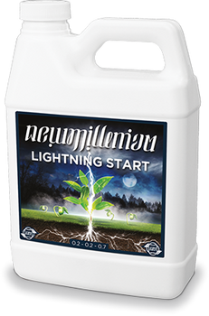 New Millenium Lightning Start 1 Gal.