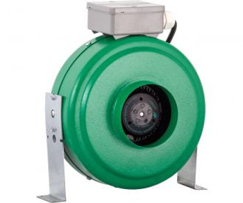 "4"" In-Line Fan 165 CFM"