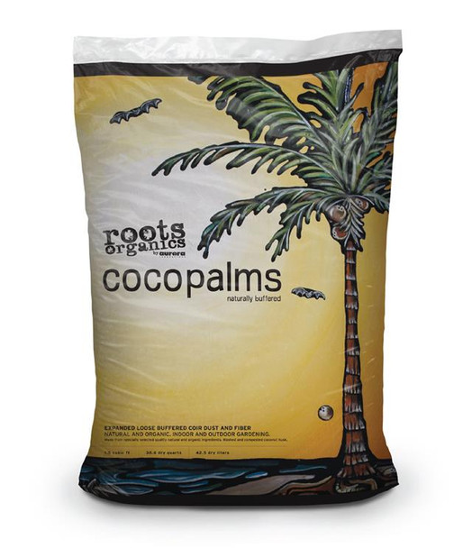 Roots Organics Coco Palms 1.5 cu.ft.