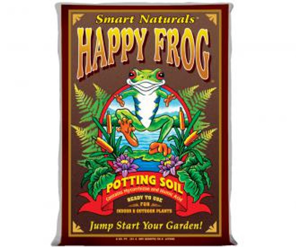 FoxFarm Happy Frog Potting Soil, 2 cu ft
