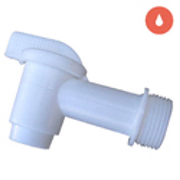 """Spigot 3/4"""" Adapter for 5-55 Gallon Containers"""