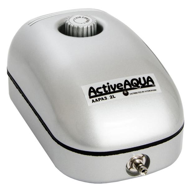 Active Aqua Air Pump, 1 Outlets, 2W, 3.2 L/MIN