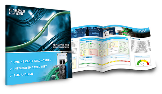 PROmesh P10 Industrial Ethernet/PROFINET switch Catalog Preview
