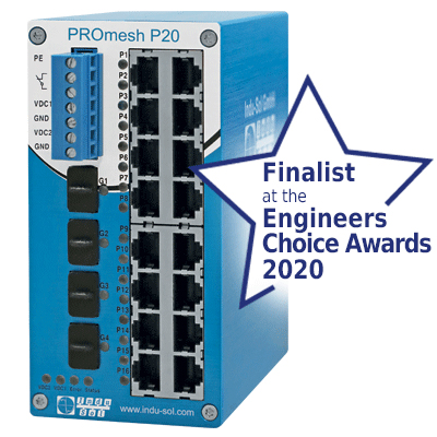 PROmesh P20 - Finalist at the Engineers Choice Awards 2020