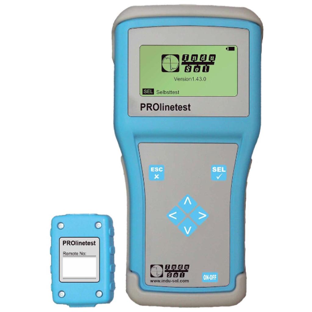 Prolinetest Profinet Tester
