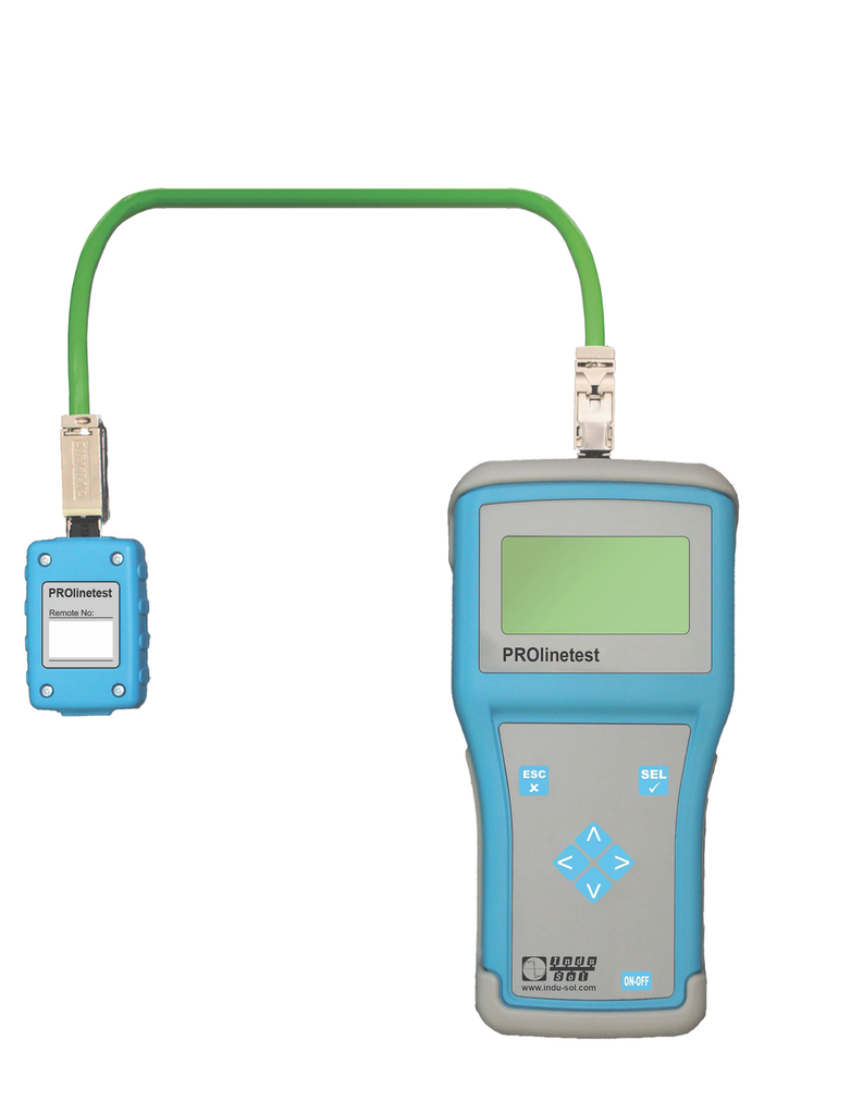 Profinet Cable Tester