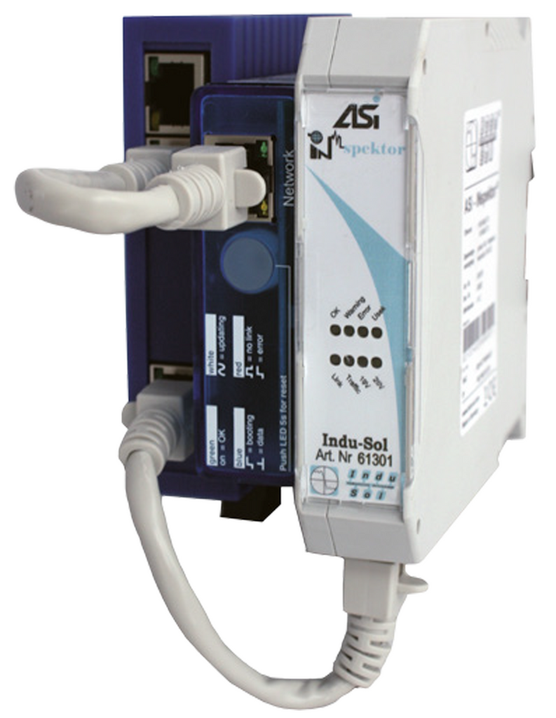ASi-INspektor® | ASi - Network diagnostic and monitoring tool 124040000