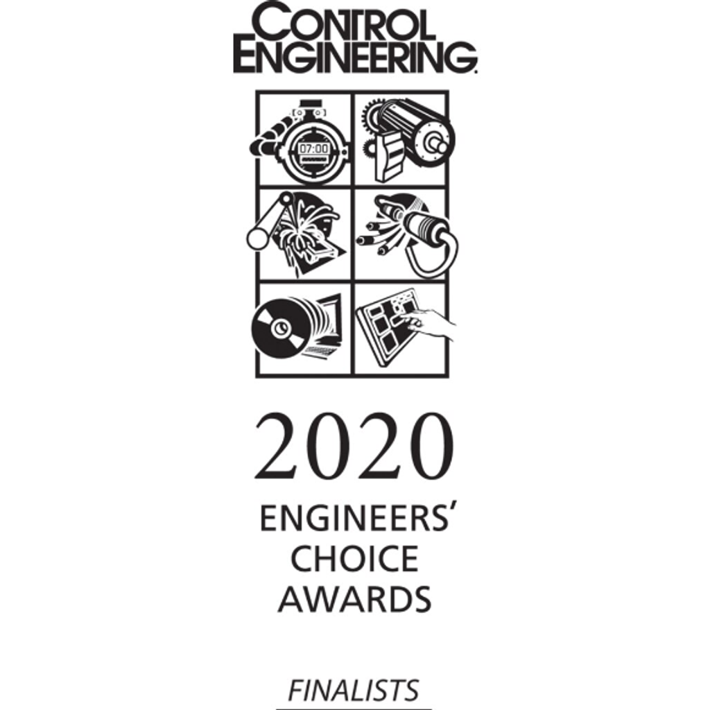 The InduSol PROFINET PROmesh P20 Managed has been selected as a finalist for the 2020 Engineers' Choice Awards!