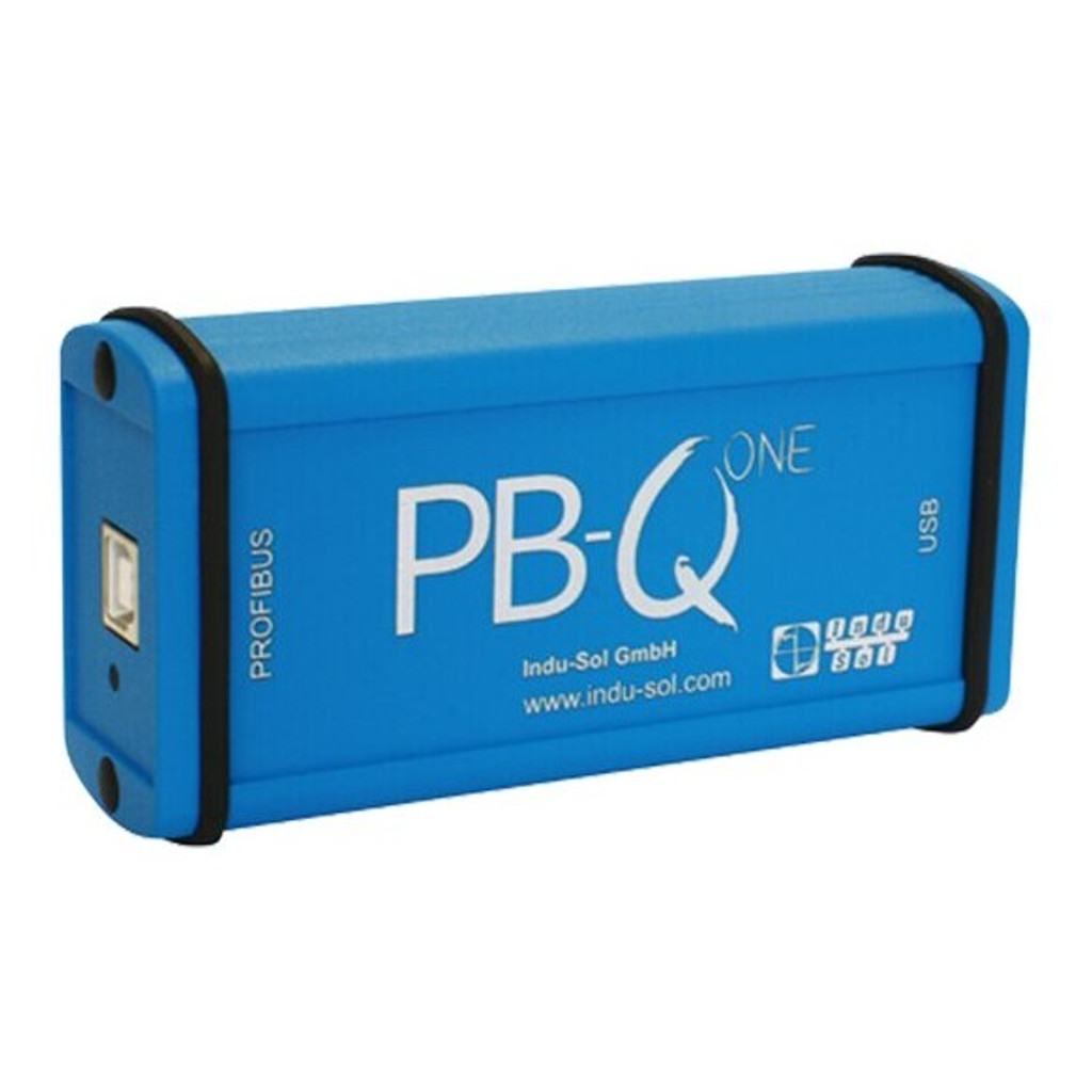 PB-Q ONE PROFIBUS Tester (110010050) - The PROFIBUS tester for fast and precise quality diagnosis