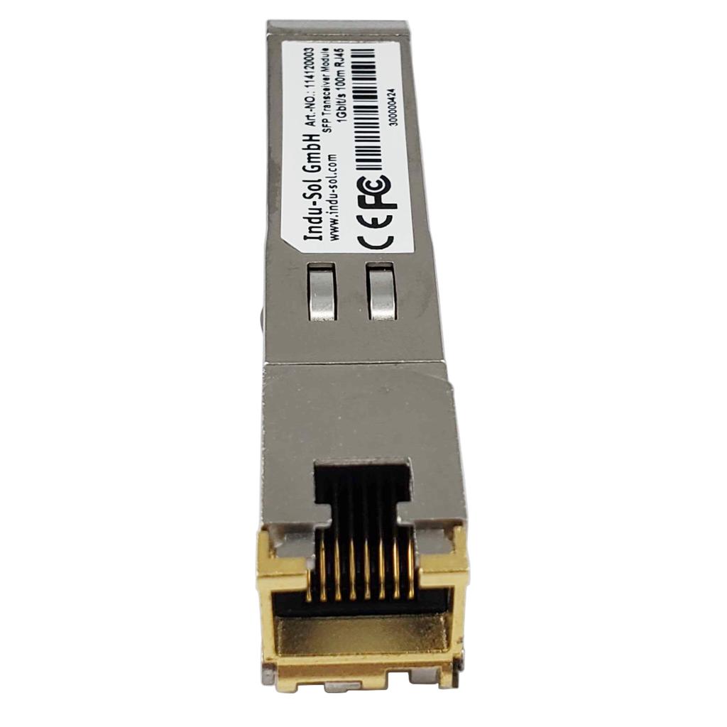 PROmesh Tranceiver Module | SFP Module 100/1000 Mbps 100m RJ45 114120003