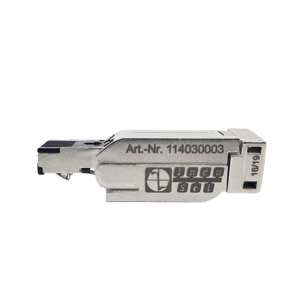 PROFINET Connector | RJ45 Fast Connect Plug 180° 114030003