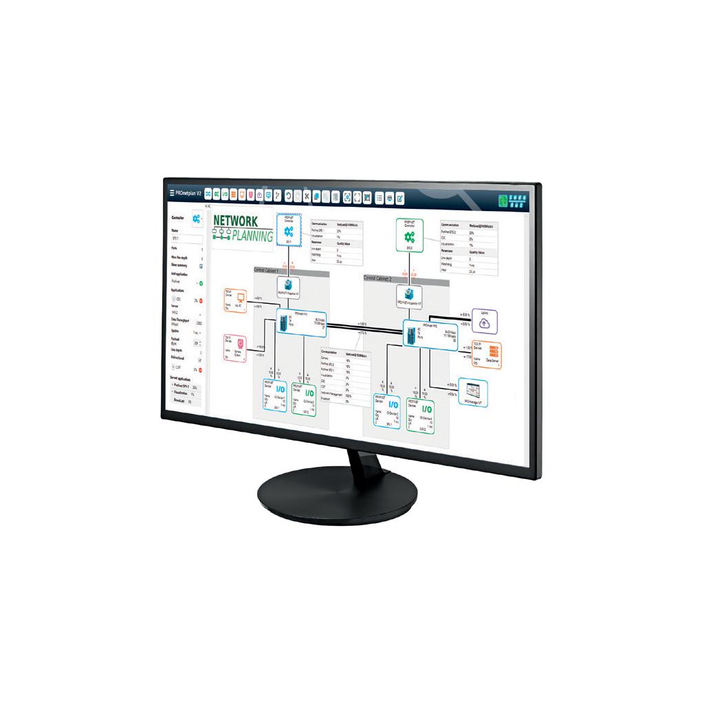 PROnetplan software V2 | PROFINET Network Planning Software 114010012