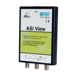 InduSol's ASi View determines the physical and logic communication quality of the data exchange in ASi networks.