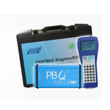 PROFIBUS DiagnosticDUO (110010034) includes the InduSol PB-Q ONE and PROFtest II