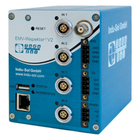 EMV-INspektor® V2 | EMC - Measuring/monitoring of leakage, shielding and interference currents 122010001