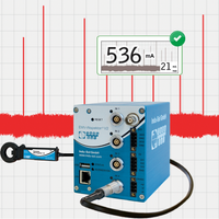 Display of ISMZ measurement data by EMCheck® View