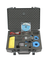 EMCheck Current Clamp Set includes EMCheck MWMZ II (122010020) and EMCheck LSMZ I (12201005).