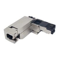 PROFINET Connector | RJ45 Fast Connect Plug 90° 114030004