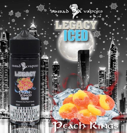 Peach Rings Iced