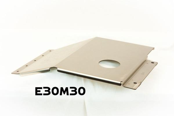 BMW E30 Sump Armor - Skid Plate M30