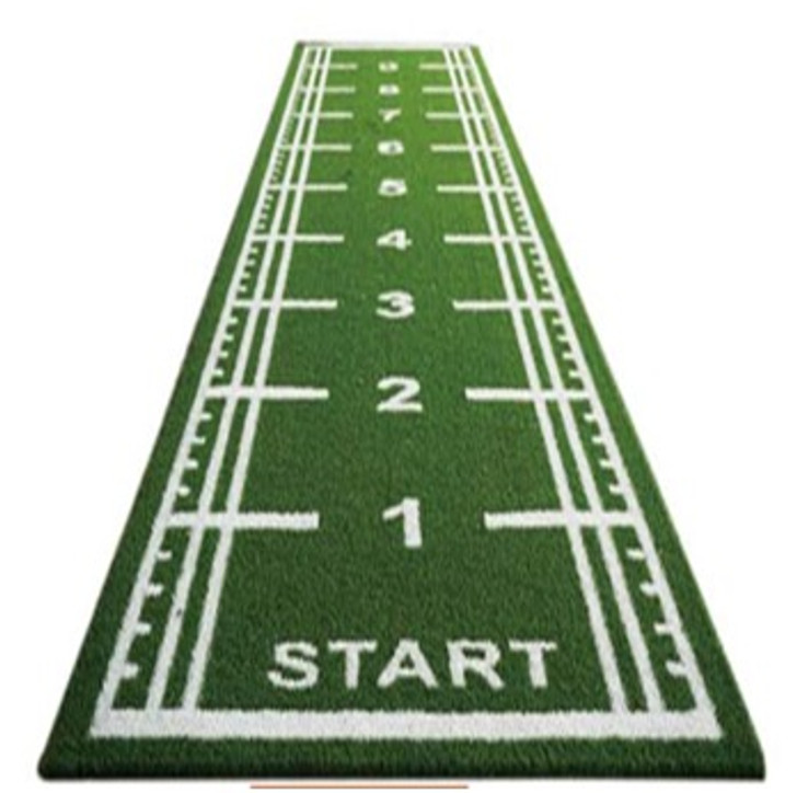 Padded Artificial Green Turf .