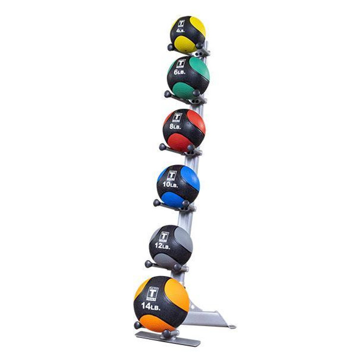 Medicine 6 Ball Package with Stand