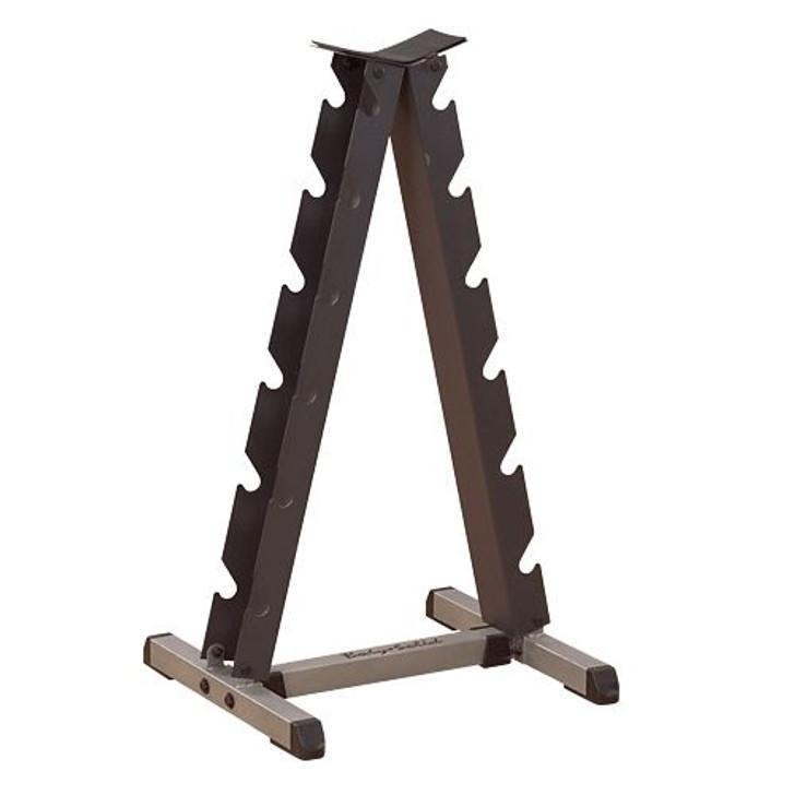 6 Pair Vertical Dumbbel Rack