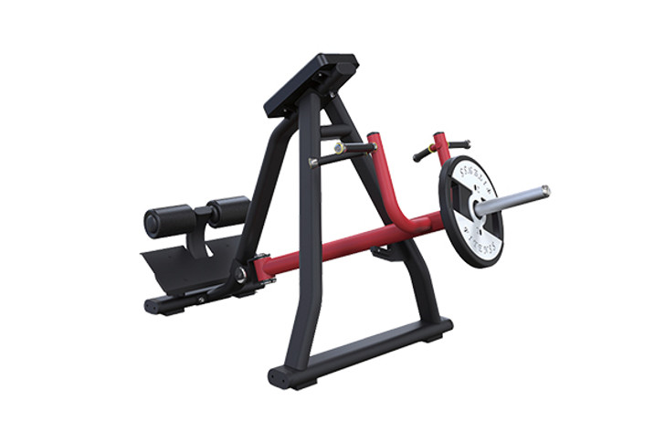 Incline Lever Row Machine