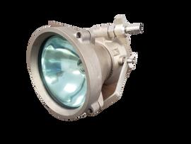 Teryair© Pneumatic Safety Lamp, Flood, 24 Volt, 250 Watts, 6000 Lm, AL Construction