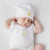 Baby Chick Pima Bib