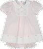 Rosebud Bib Dress