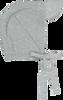 Knit Ribbed Bonnet