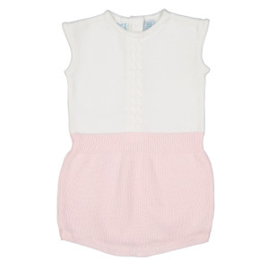 Knit Cable Shortall