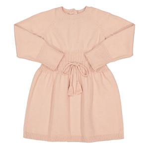 Knit Tassel Dress