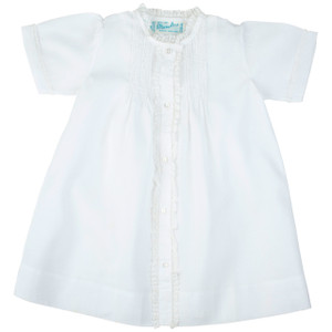 Girls Lace Folded Daygown